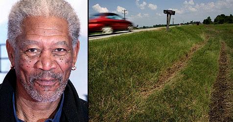 Morgan Freeman hat das Krankenhaus verlassen