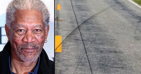 Morgan Freeman von Beifahrerin verklagt