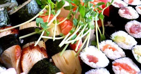 Speise-Qualität steigt - Sushi als Ausnahme