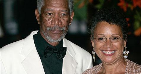 Morgan Freeman lässt sich scheiden