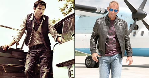 Stars im James-Dean-Look und Top-Gun-Style (Bild: Madison Clothing Ltd., Otto)