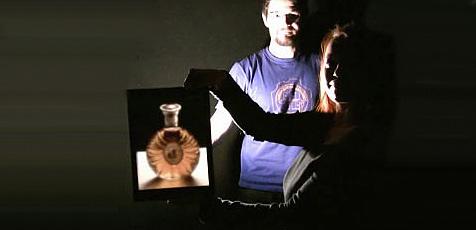 6D-Display für realistischere Bilder (Bild: MIT.edu)
