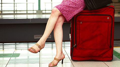 Darauf solltest du beim Koffer-Kauf achten (Bild: © [2008] JupiterImages Corporation)