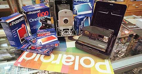 Polaroid angeblich vor Comeback in digitaler Form