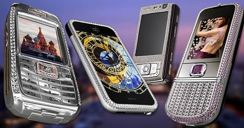 Die teuersten Handys der Welt