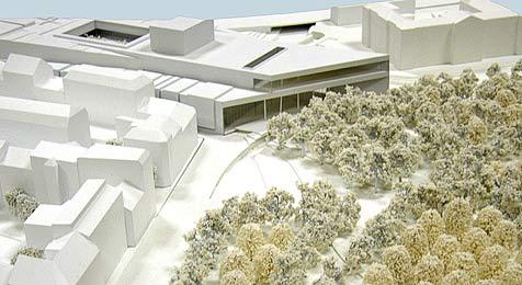 Neue Opern-Fassade wird im September diskutiert