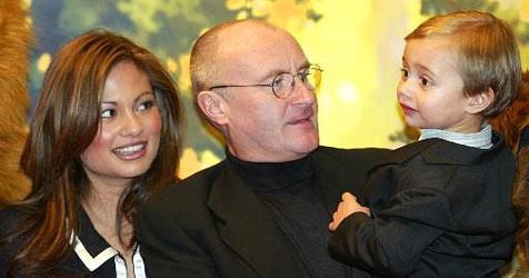 Phil Collins bezahlte 32 Millionen für Scheidung