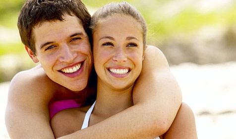 Vom Flirt zur großen Liebe (Bild: © [2008] JupiterImages Corporation)