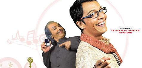 Indien setzt im Kampf gegen Aids auf Klingelton (Bild: Condomcondom.org)