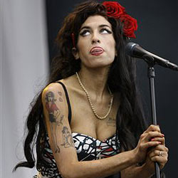 Winehouse cancelt Konzert wegen Krankheit