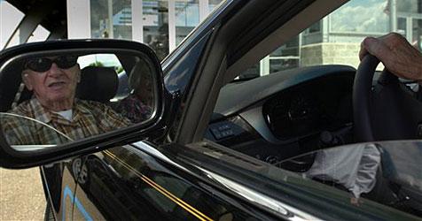 Amerikaner kauft alljährlich einen neuen Cadillac