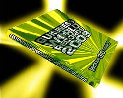 Guinness-Buch 2009 mit 2.600 neuen Rekorden