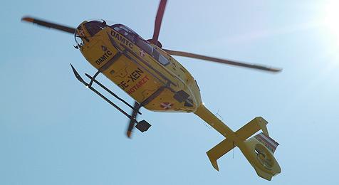 Rettungs-Hubschrauber flog 1.660 Einsätze (Bild: Andreas Graf)