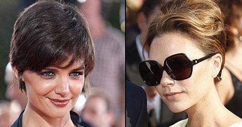 Victoria Beckham und Katie steuern auf Krise zu