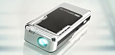 3M präsentiert Mini-Beamer für die Hosentasche (Bild: 3M)