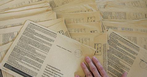 80.343 Stimmen per Wahlkarte bei der Landtagswahl (Bild: APA/HELMUT FOHRINGER)