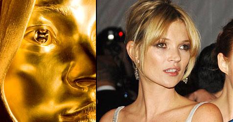 Goldene Kate Moss im British Museum zu sehen