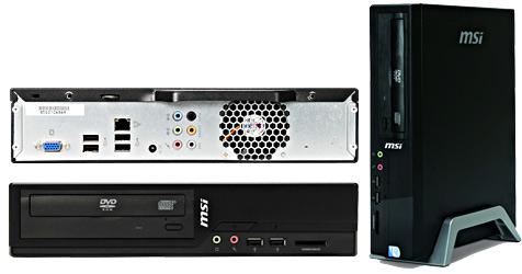 MSI stellt Desktop-PC für 250 Euro vor (Bild: MSI)