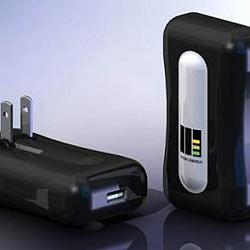 Handy-Ladegerät nutzt Bewegungsenergie