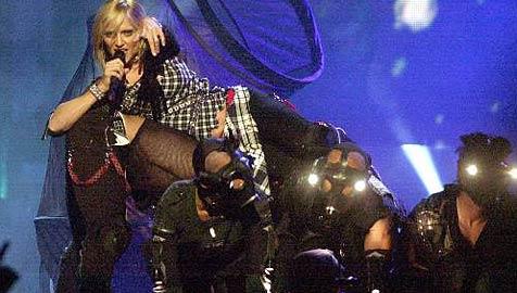 """Madonna drohen die """"Untertanen"""" wegzulaufen"""