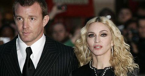 Madonna ließ Ehemann Guy Ritchie warten