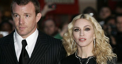 Madonna und Ritchie dementieren Abfindung