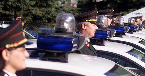 Polizei fehlen 360 Leute in Oberösterreich (Bild: Andi Schiel)