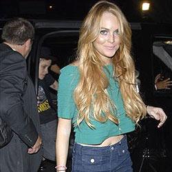 Lindsay Lohan erklärt Sam Ronson ihre Liebe