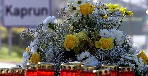 Zehnter Jahrestag der Kaprun-Katastrophe (Bild: APA/Schlager Roland)