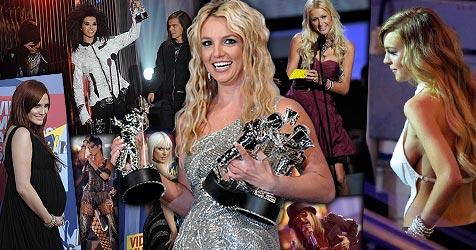 Das waren die MTV Video Music Awards 2008!