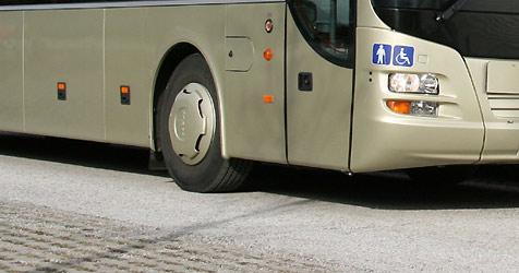 Polizei-Schikane gegen NÖ-Busfahrer in Kroatien (Bild: Christoph Posch/ÖBB)