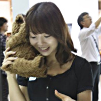 Handy in Bärenform soll Frauen entzücken (Bild: Cscout Japan)