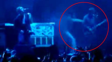 Noel Gallagher erlitt doch Rippenbrüche! (Bild: YouTube.com)
