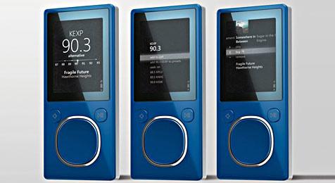 Sieg für Apples iPod: Microsoft gibt Zune-Player auf