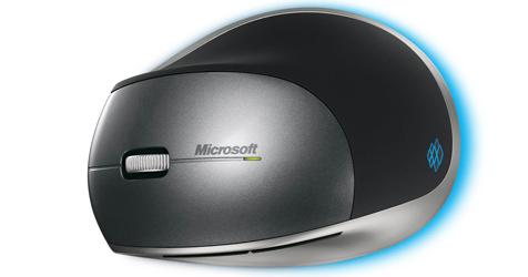 """Microsoft erfindet """"Vierrad-Antrieb"""" für die Maus (Bild: Microsoft)"""