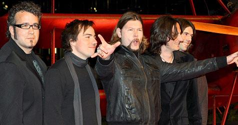 Reamonn 2009 für drei Konzerte in Österreich