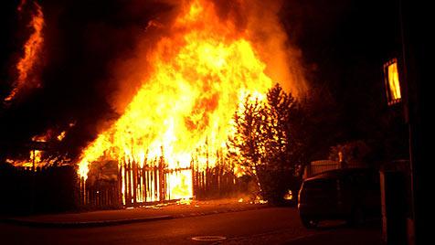 Drei Jahre Haft für mutmaßlichen Brandstifter