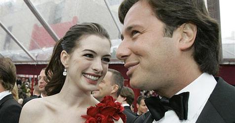 Über vier Jahre Haft für Anne Hathaways Ex