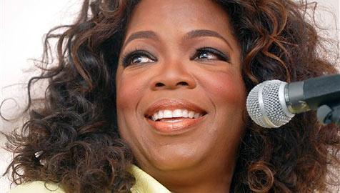 Oprah Winfrey auf 180 Millionen Dollar verklagt