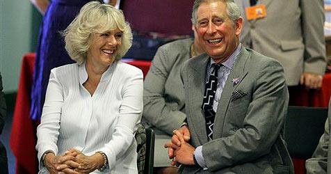 Prinz Charles will Camilla zur Königin machen