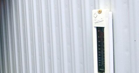 Gaspreis explodiert, Fernwärme bleibt gleich (Bild: dpa/dpaweb/dpa/Frank May)