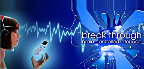 Headset misst Hirnwellen für Nutzung in Spielen (Bild: Neurosky)