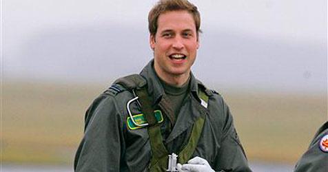 Prinz William will Rettungspilot werden