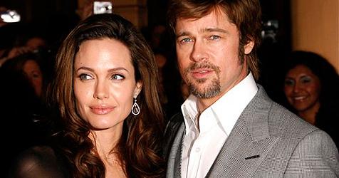 Brad Pitt und Angelina Jolie nach Berlin gezogen