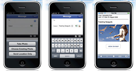 """""""Flutter"""" ermöglicht MMS-Versand übers iPhone"""