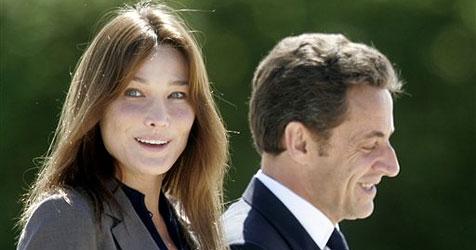 Nicolas Sarkozy wird Gro�vater