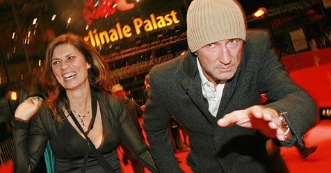 Starköchin Sarah Wiener heiratet Peter Lohmeyer (Bild: dpa/Z1008 Jens Kalaene)
