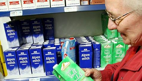 Nur mehr 1.657 Lebensmittelhändler in OÖ (Bild: dpa)