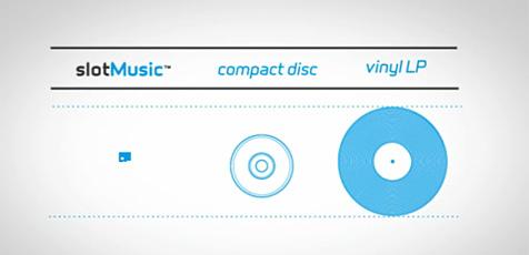 SanDisk kündigt Nachfolger der Musik-CD an (Bild: Slotmusic.org)