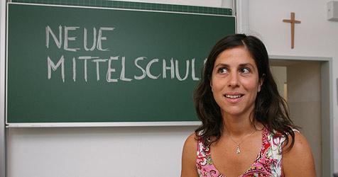 Neue Mittelschule ist ein voller Erfolg (Bild: Jürgen Radspieler)